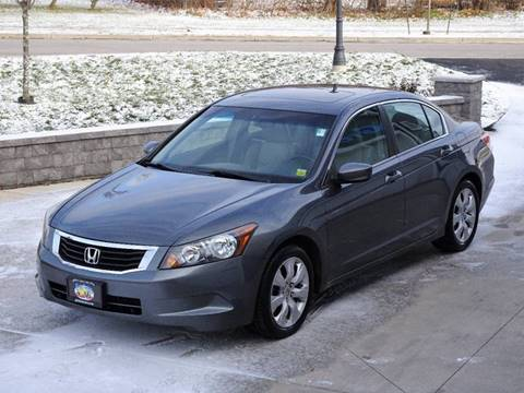 2008 Honda Accord for sale at Great Lakes Classic Cars in Hilton NY