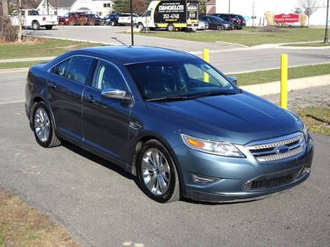 2010 Ford Taurus for sale at Great Lakes Classic Cars in Hilton NY