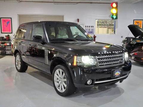 2011 Land Rover Range Rover for sale at Great Lakes Classic Cars in Hilton NY