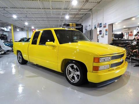 1993 Chevrolet C/K 1500 Series for sale at Great Lakes Classic Cars & Detail Shop in Hilton NY