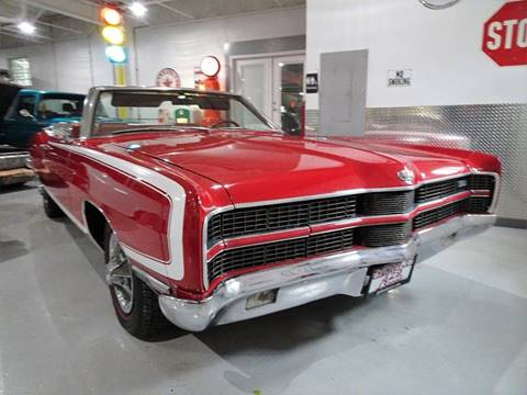 1969 Ford Galaxie for sale at Great Lakes Classic Cars in Hilton NY