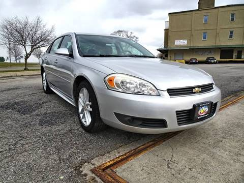 2010 Chevrolet Impala for sale at Great Lakes Classic Cars in Hilton NY