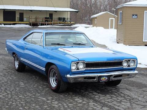 1968 Plymouth Satellite for sale at Great Lakes Classic Cars in Hilton NY