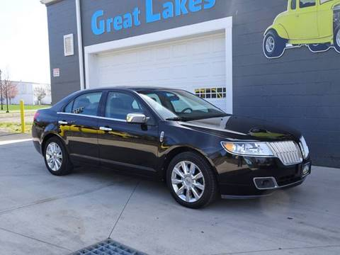 2012 Lincoln MKZ for sale at Great Lakes Classic Cars in Hilton NY
