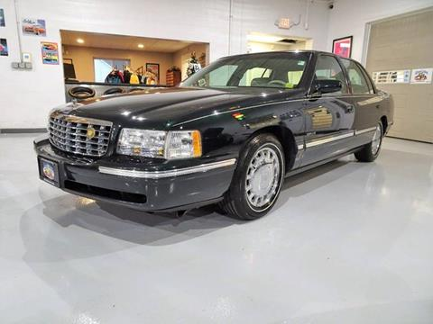 1999 Cadillac DeVille for sale at Great Lakes Classic Cars in Hilton NY