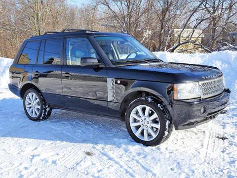 2008 Land Rover Range Rover for sale at Great Lakes Classic Cars in Hilton NY