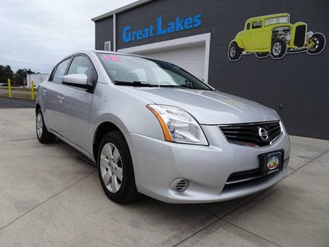 2012 Nissan Sentra for sale at Great Lakes Classic Cars in Hilton NY