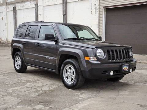 2016 Jeep Patriot for sale at Great Lakes Classic Cars in Hilton NY