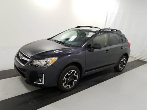 2016 Subaru Crosstrek for sale at Great Lakes Classic Cars in Hilton NY