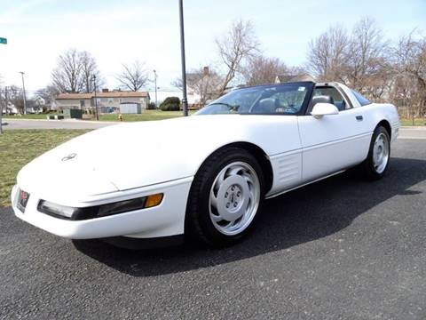 1991 Chevrolet Corvette for sale at Great Lakes Classic Cars in Hilton NY
