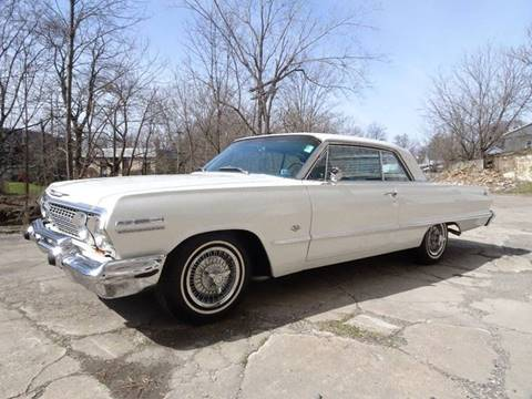 1963 Chevrolet Impala for sale at Great Lakes Classic Cars in Hilton NY