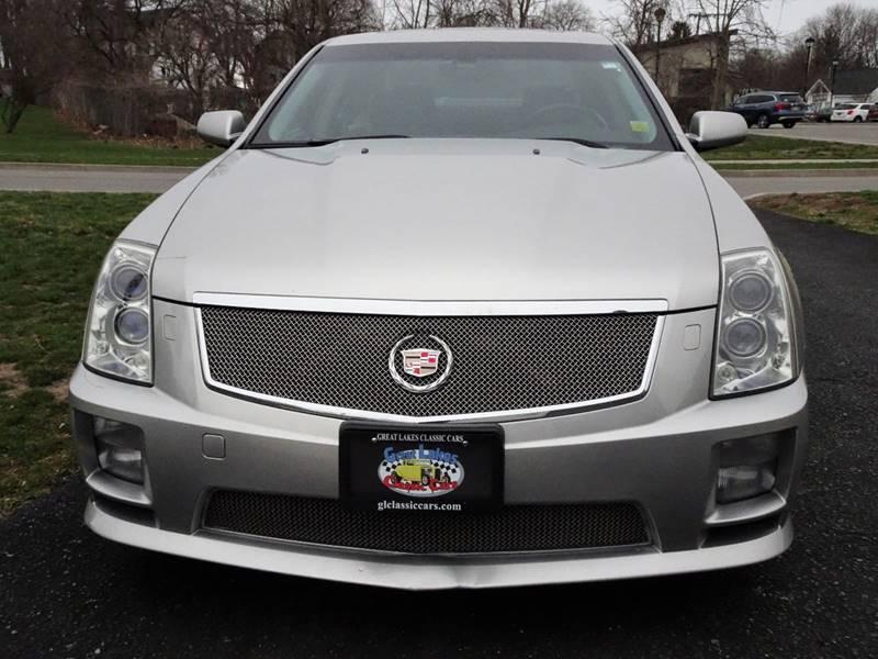 2007 Cadillac Sts-V 4dr Sedan In Hilton NY - Great Lakes ...