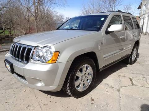 2009 Jeep Grand Cherokee for sale at Great Lakes Classic Cars in Hilton NY