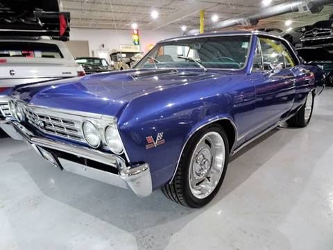 1967 Chevrolet Chevelle for sale at Great Lakes Classic Cars in Hilton NY