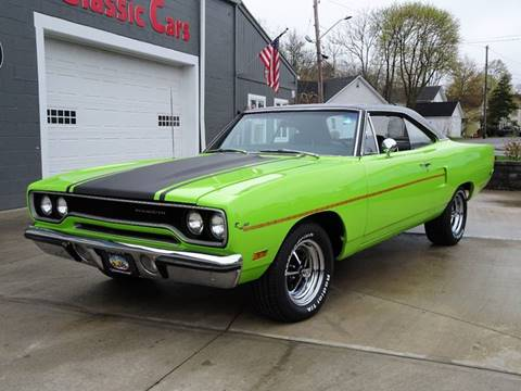 1970 Plymouth Roadrunner for sale at Great Lakes Classic Cars in Hilton NY