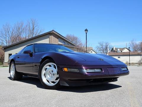 1994 Chevrolet Corvette for sale at Great Lakes Classic Cars in Hilton NY