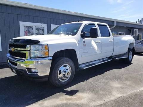 2013 Chevrolet Silverado 3500HD for sale at Great Lakes Classic Cars in Hilton NY
