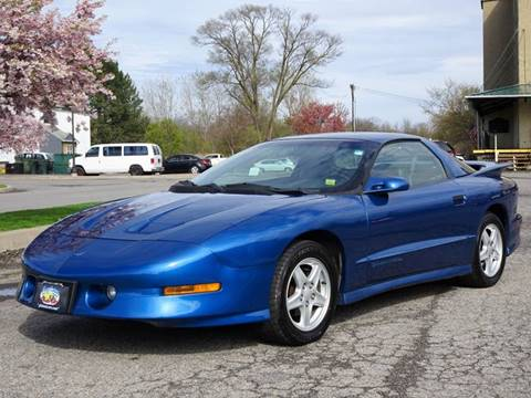 1994 Pontiac Firebird for sale at Great Lakes Classic Cars in Hilton NY