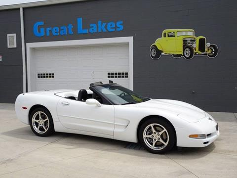 2004 Chevrolet Corvette for sale at Great Lakes Classic Cars in Hilton NY