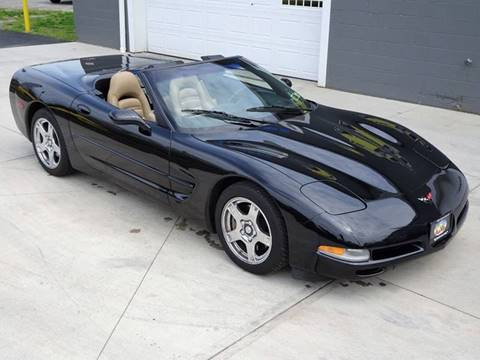 1999 Chevrolet Corvette for sale at Great Lakes Classic Cars in Hilton NY