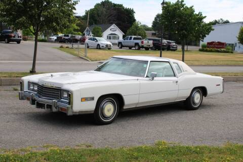 1978 Cadillac Eldorado Biarritz for sale at Great Lakes Classic Cars in Hilton NY