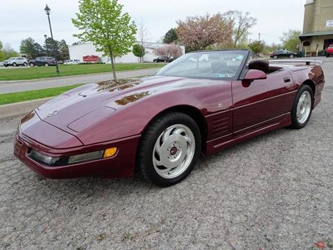 1993 Chevrolet Corvette for sale in Hilton, NY
