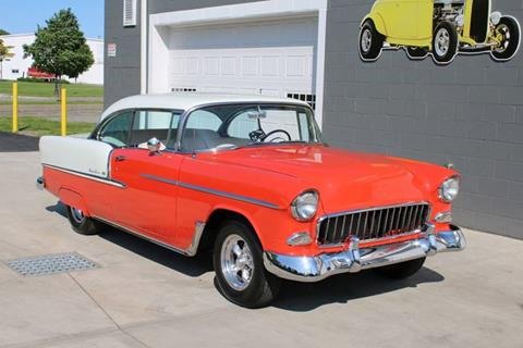 1955 Chevrolet Bel Air for sale at Great Lakes Classic Cars in Hilton NY