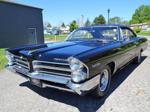 1965 Pontiac Catalina for sale at Great Lakes Classic Cars in Hilton NY