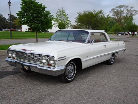 Used 1963 Chevrolet Impala For Sale Carsforsalecom