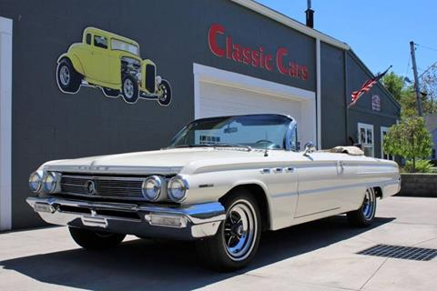 1962 Buick Wildcat for sale at Great Lakes Classic Cars in Hilton NY