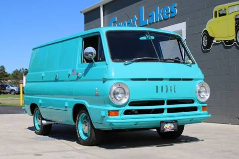 1969 Dodge A-100 for sale at Great Lakes Classic Cars in Hilton NY