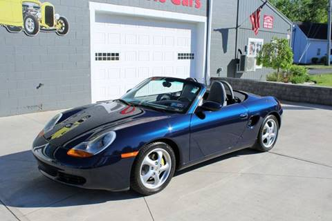 1998 Porsche Boxster for sale at Great Lakes Classic Cars in Hilton NY
