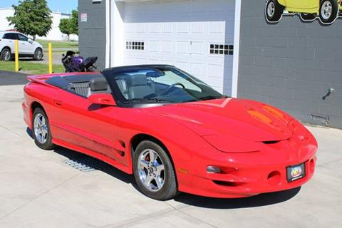 1998 Pontiac Firebird for sale at Great Lakes Classic Cars in Hilton NY