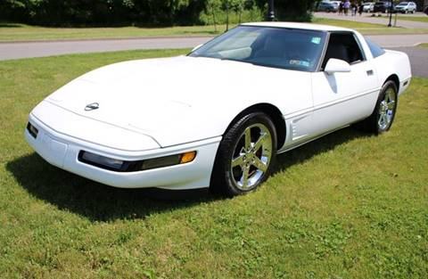 1995 Chevrolet Corvette for sale at Great Lakes Classic Cars in Hilton NY