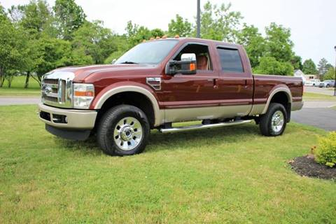 2008 Ford F-350 Super Duty for sale at Great Lakes Classic Cars in Hilton NY