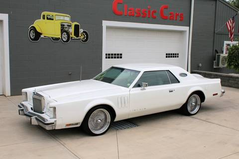 1977 Lincoln Mark V for sale at Great Lakes Classic Cars in Hilton NY