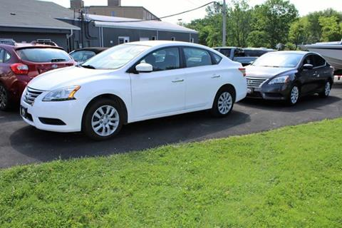 2014 Nissan Sentra for sale at Great Lakes Classic Cars in Hilton NY