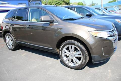 2011 Ford Edge for sale at Great Lakes Classic Cars in Hilton NY