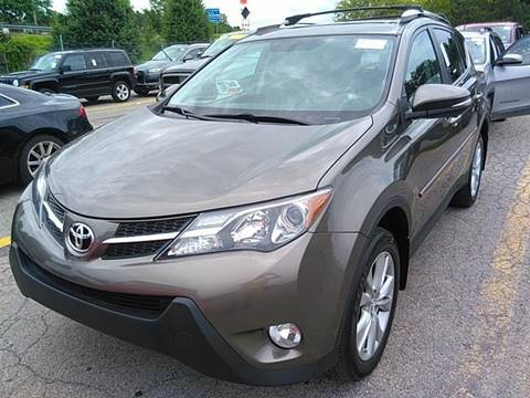 2014 Toyota RAV4 for sale at Great Lakes Classic Cars in Hilton NY