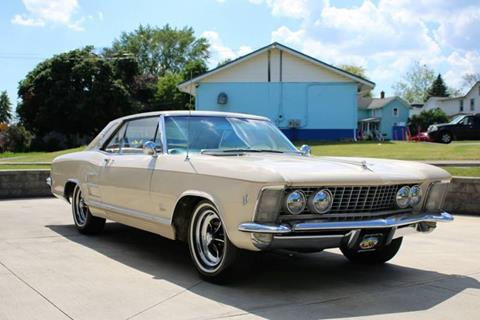 1964 Buick Riviera for sale at Great Lakes Classic Cars in Hilton NY