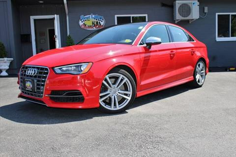 2015 Audi S3 for sale at Great Lakes Classic Cars in Hilton NY