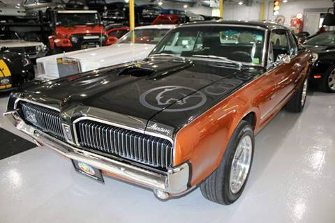 1968 Mercury Cougar for sale at Great Lakes Classic Cars in Hilton NY