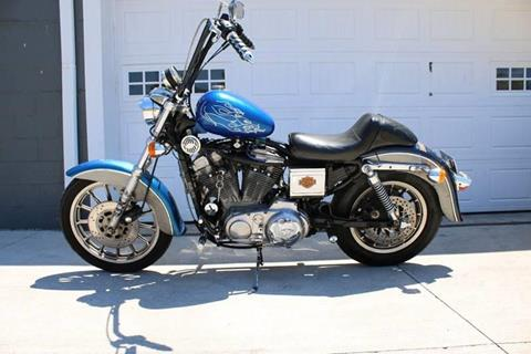 1998 Harley-Davidson XLH 883 for sale at Great Lakes Classic Cars in Hilton NY