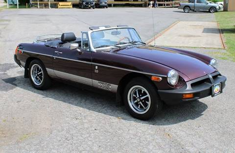 1977 MG MGB for sale at Great Lakes Classic Cars in Hilton NY