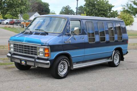 1984 Dodge Ram Van for sale at Great Lakes Classic Cars in Hilton NY