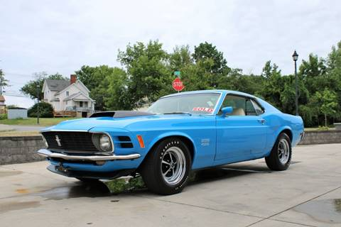 1970 Ford Mustang for sale at Great Lakes Classic Cars in Hilton NY