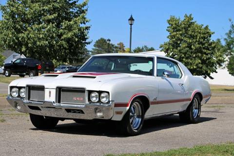 1972 Oldsmobile Cutlass Supreme for sale in Hilton, NY