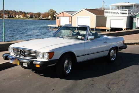 1978 Mercedes-Benz SL-Class for sale at Great Lakes Classic Cars in Hilton NY
