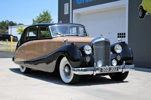 1955 Bentley R-Type for sale at Great Lakes Classic Cars in Hilton NY