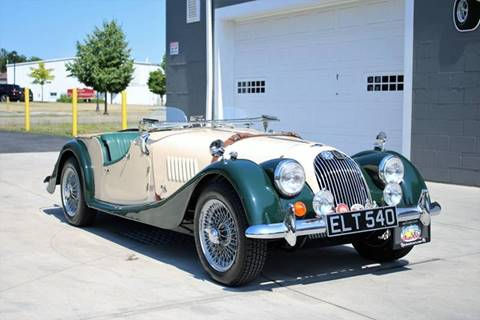 1970 Morgan 4/4 for sale at Great Lakes Classic Cars in Hilton NY